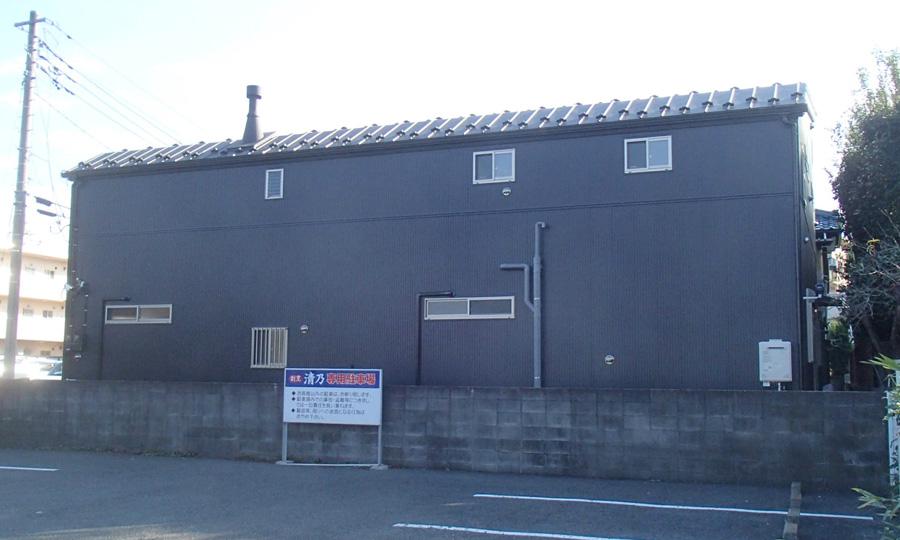 小平市S邸サイド外観